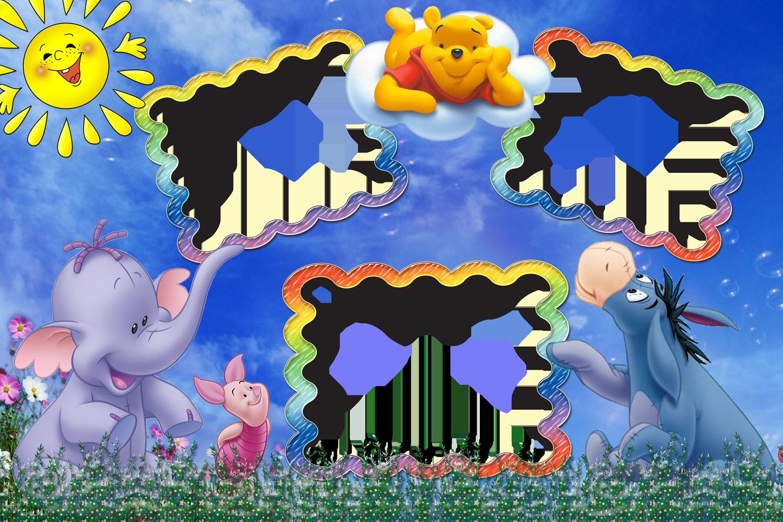 Cartoon Photo Frames For Kids | My Blog