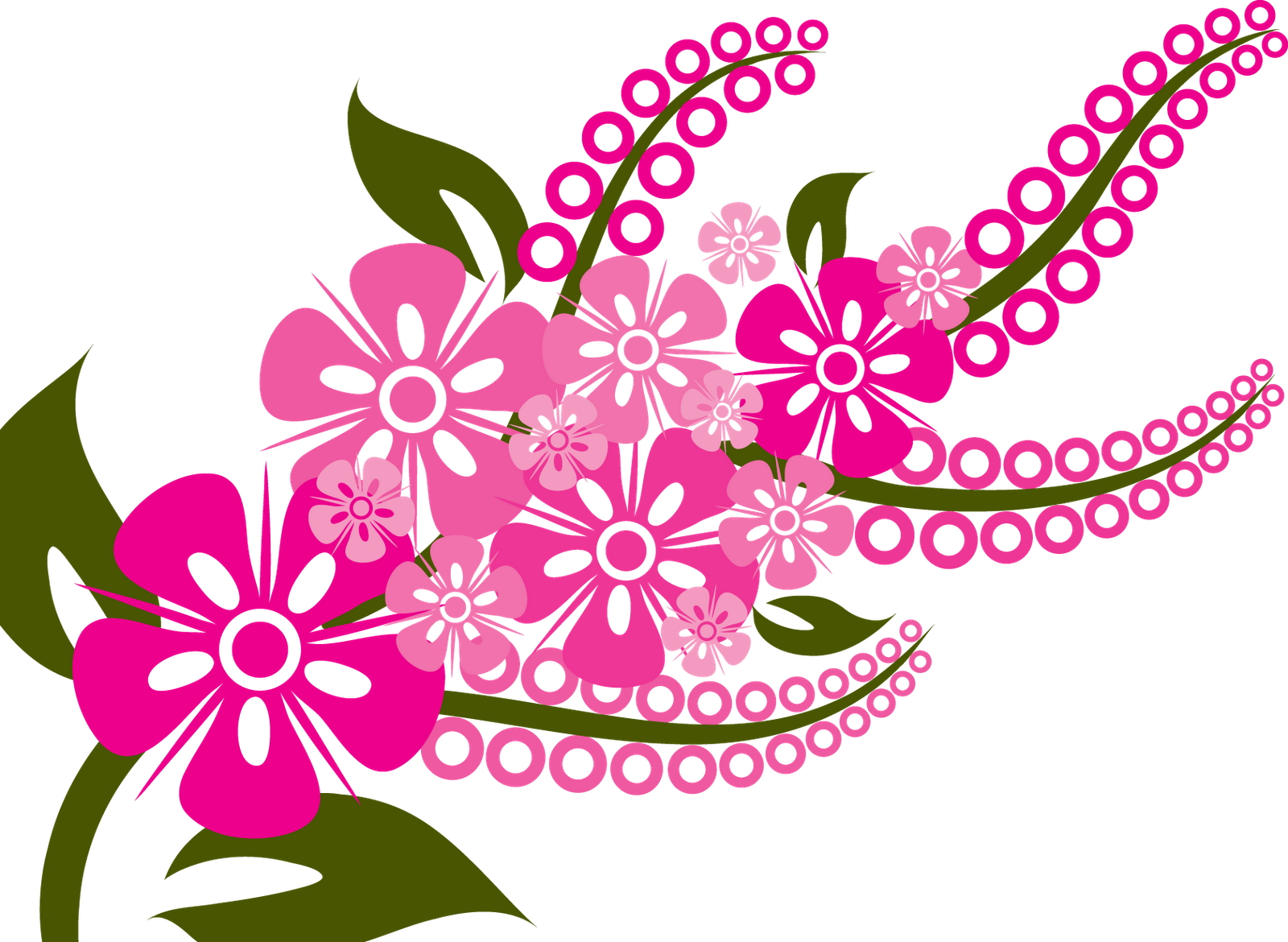 Flower Vectors Various Png My Blog Page 2